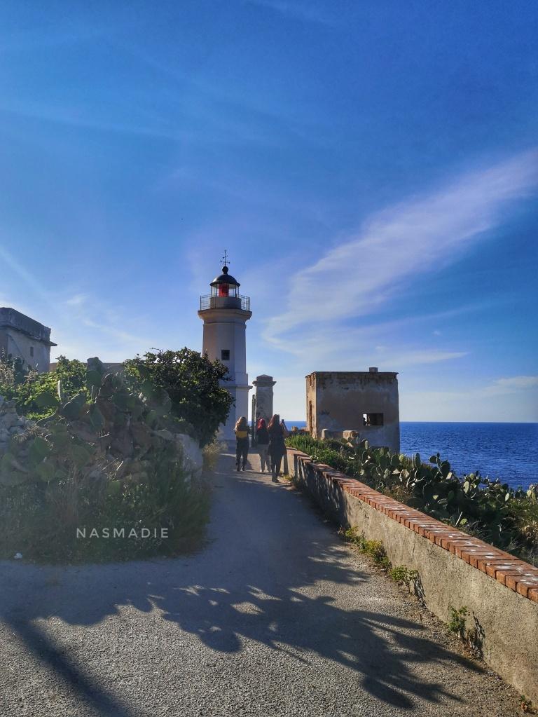 Faro di Capo Zafferano